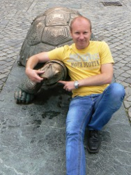 Václav Štorek in Olomouc