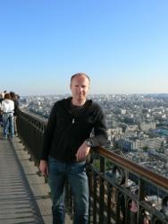 Václav Štorek w Paryżu